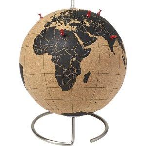 cork-globe