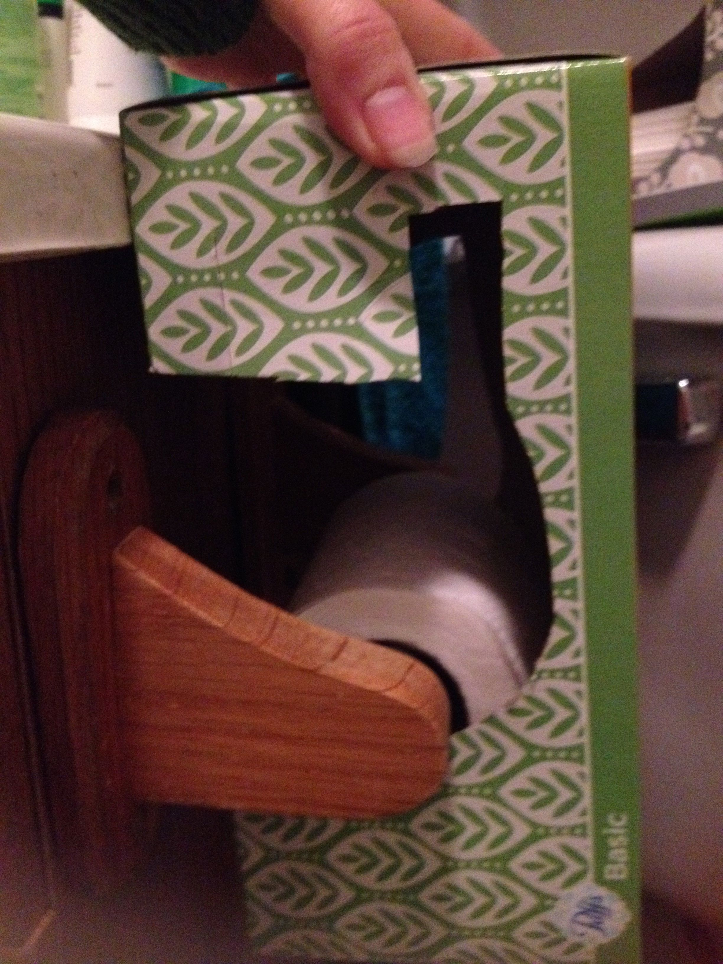 Toilet Paper Box