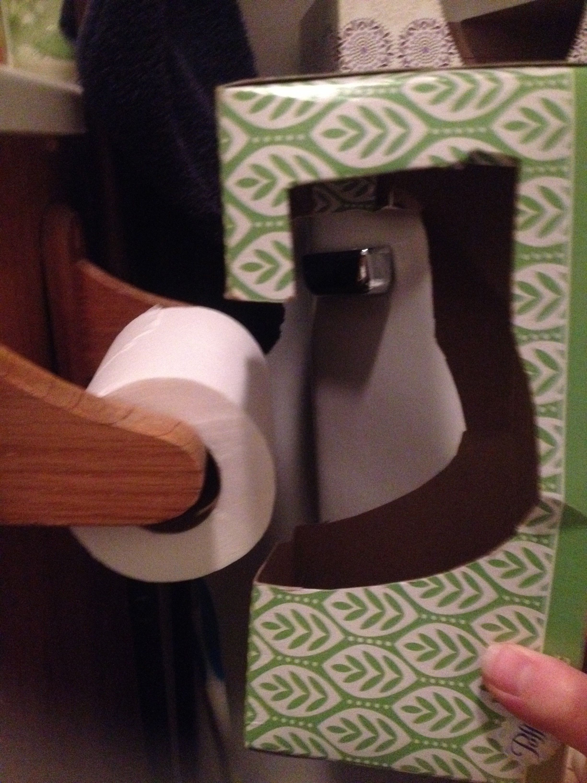 Toilet Paper Guard