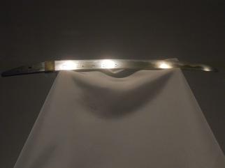 Wakizashi sword by Tsunahiro, 1573 (Genki 4) during the Muromachi period.